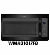 whirlpool microwave model wmh31017fw manual