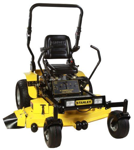 stanley 22 hp 52 inch rider mower manual