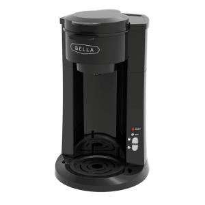 bella dual brew coffee maker manual model 14587