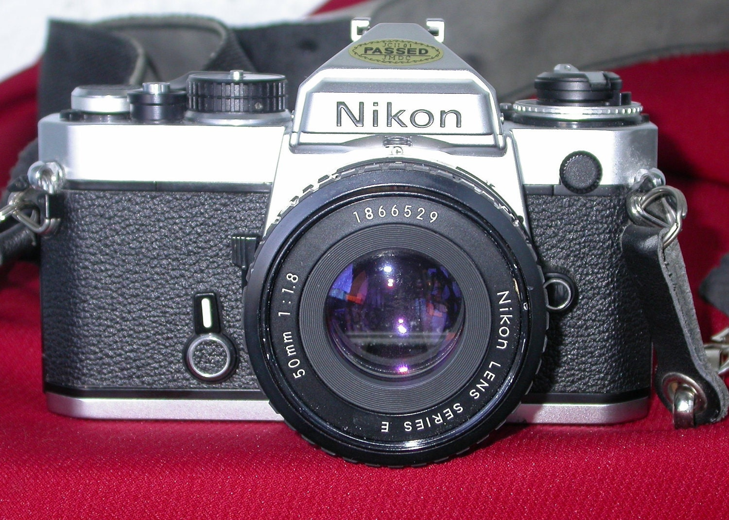 nikon manual 35mm film camera models