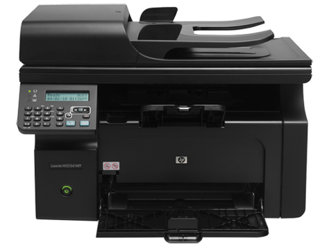 hp printer m1212nf mfp manual