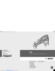 bosch psb 570 re manual download