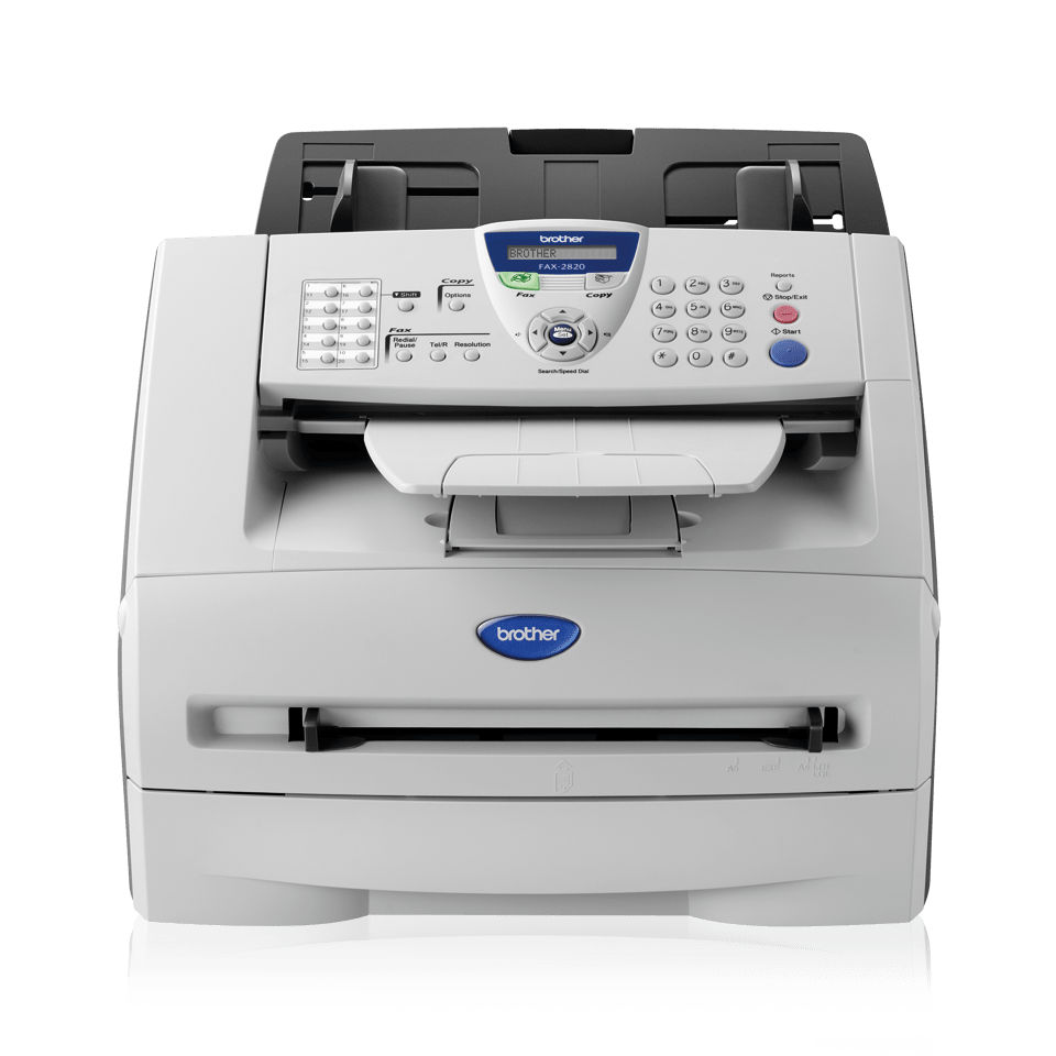 brother fax 2820 manual download