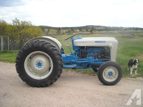 ford 4000 tractor manual pdf