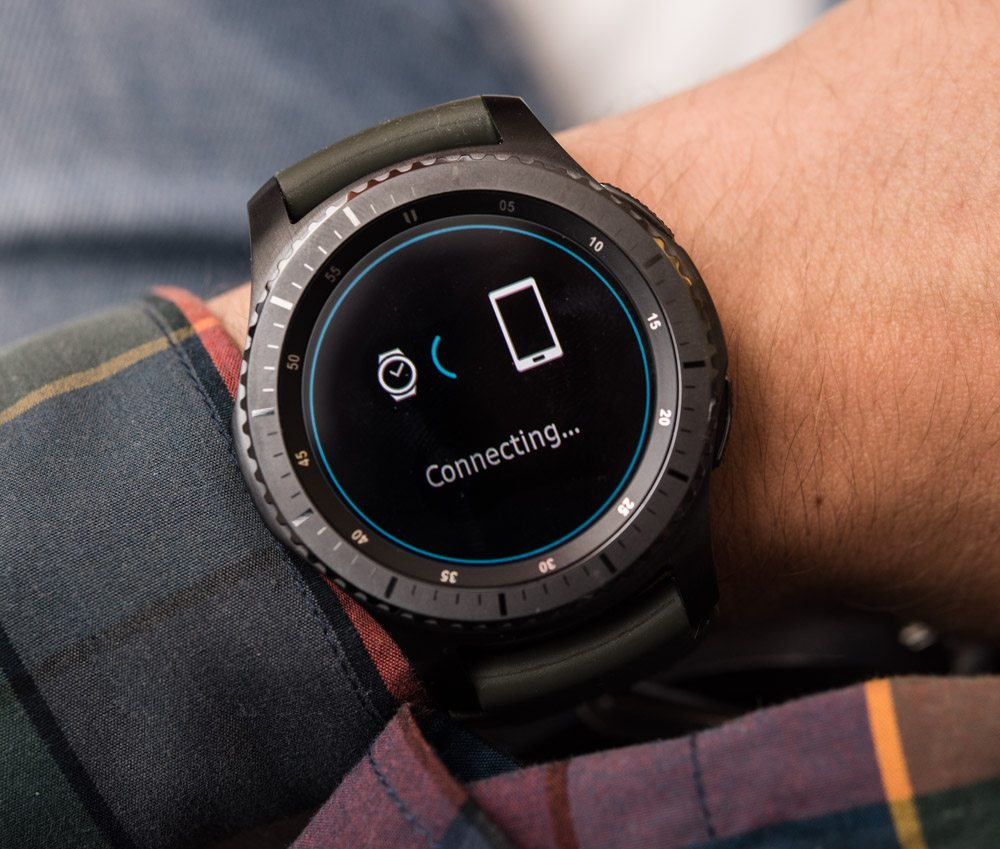 samsung frontier gear watch manual